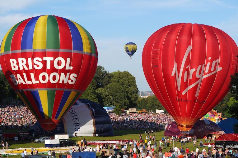 hot air balloon festivals