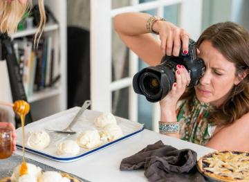 how to take the best food photos