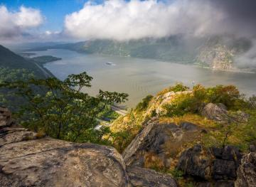 Breakneck Ridge Trail Is A New Yorker's Best Route For A Hiking Thrill