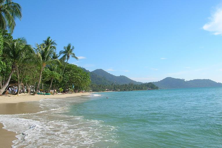the best thai islands