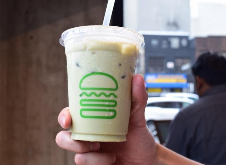 Shake Shack's Innovation Kitchen Debuts Black Sesame And Matcha Drinks