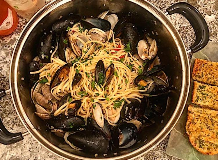 best linguine with clams recipe