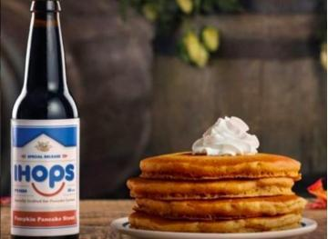 Thanks To IHOP's New Pumpkin Pancake Beer, You Can Drink Your Pancakes
