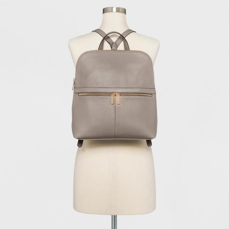 Target Women's Zip Top Backpack