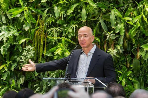 amazon CEO's success tricks
