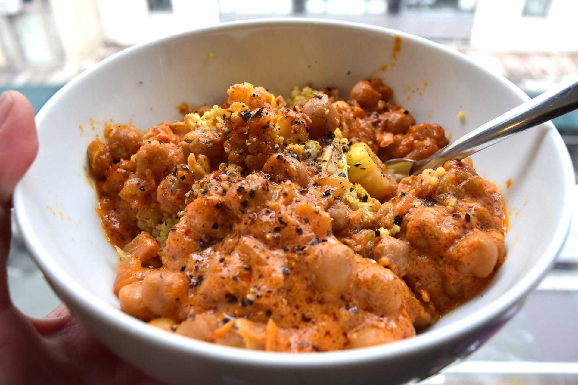 best chickpea curry recipe