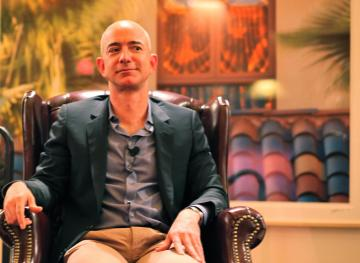 Jeff Bezos On Tips For Succeeding In Business, His $2B Donation And Amazon's HQ2
