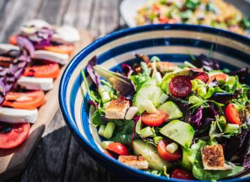 Yes, You Can Eat Too Much Salad