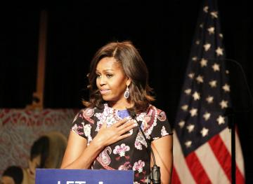 Michelle Obama And BET Team Up To Empower Women Of Color To Vote