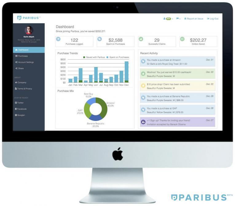 paribus app desktop