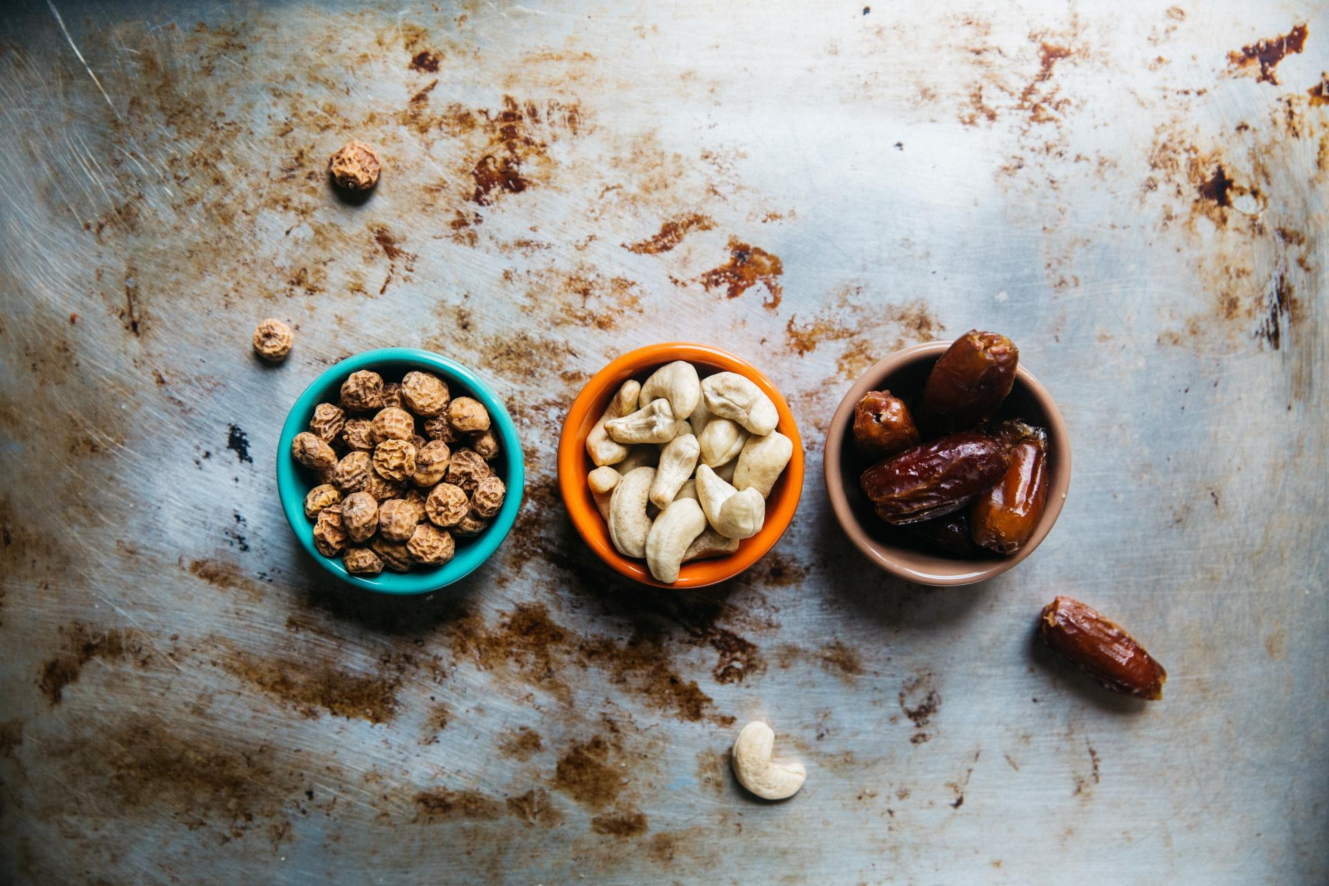 trail mix recipe healthy