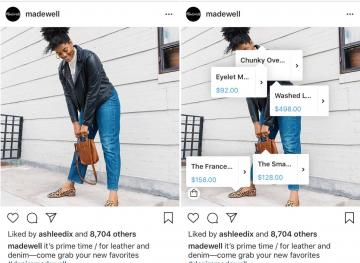Instagram Announces Shopping Channel In Explore, Plus More Options In Stories