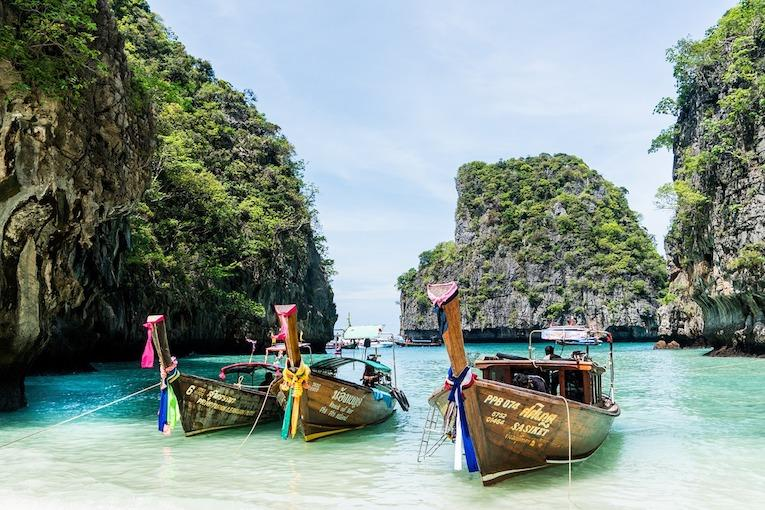 the best thai islands