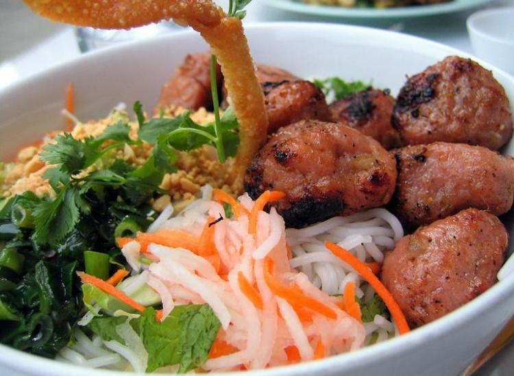 Vietnamese food list