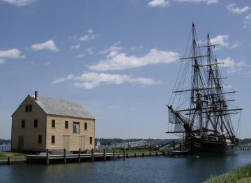 Salem, Massachusetts Is The Real-Life Scary Story You Need To Experience This October