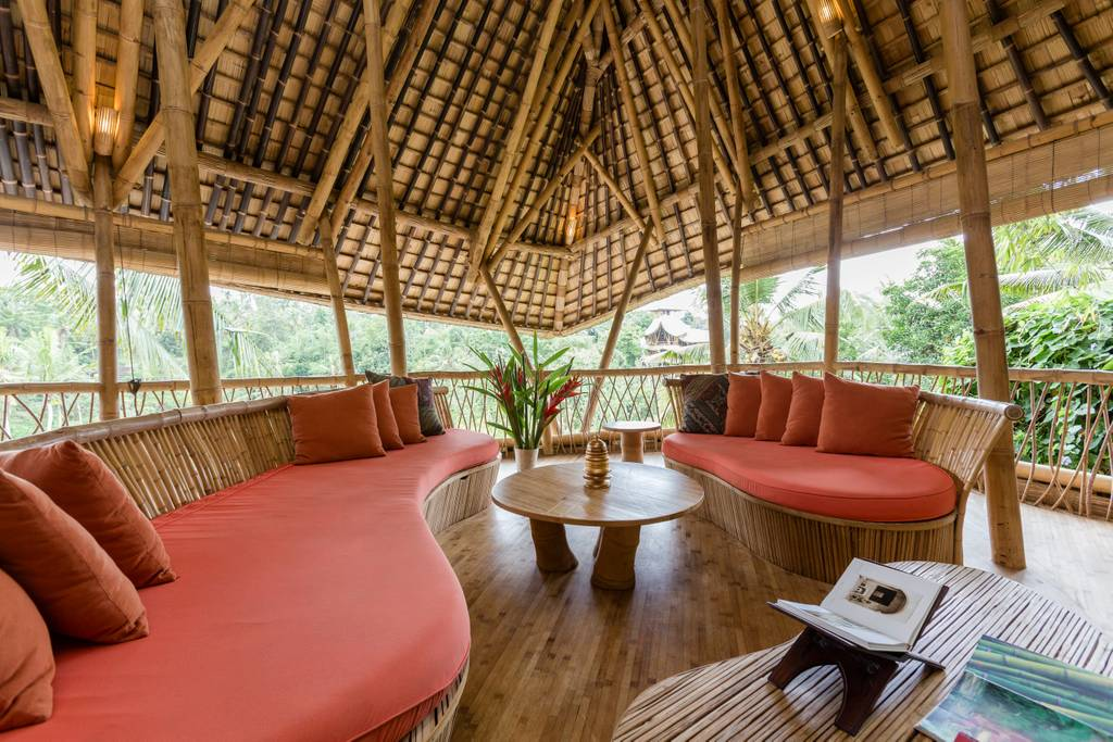 bali riverside airbnb