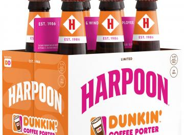 Dunkin's Coffee Beer Hits Shelves And We're Hyped