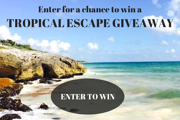 giveaway: tropical getaway