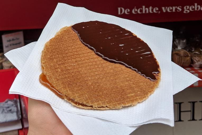 what are stroopwafels