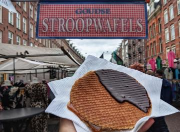 Don't Miss Out On The Sweet, Messy Treat That Is The Stroopwafel