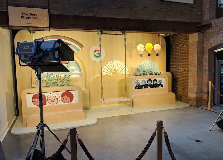 Google Holiday Stores