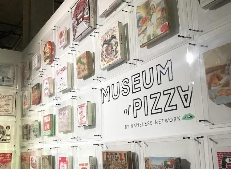Museum of Pizza New York City