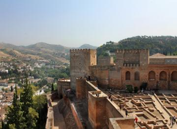 Why The Alhambra Palace Is Southern Spain's Crown Jewel