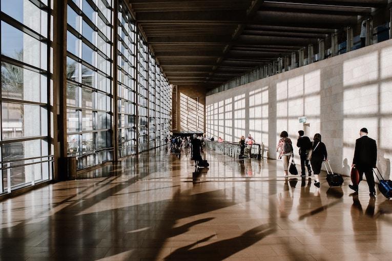 shanghai airport face scan