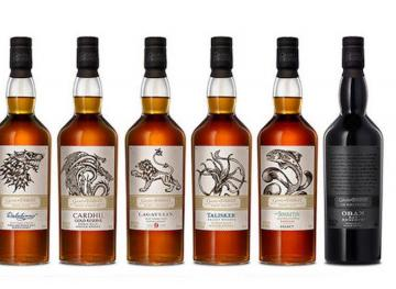 A 'Game Of Thrones'-Inspired Whisky Collection Is Here