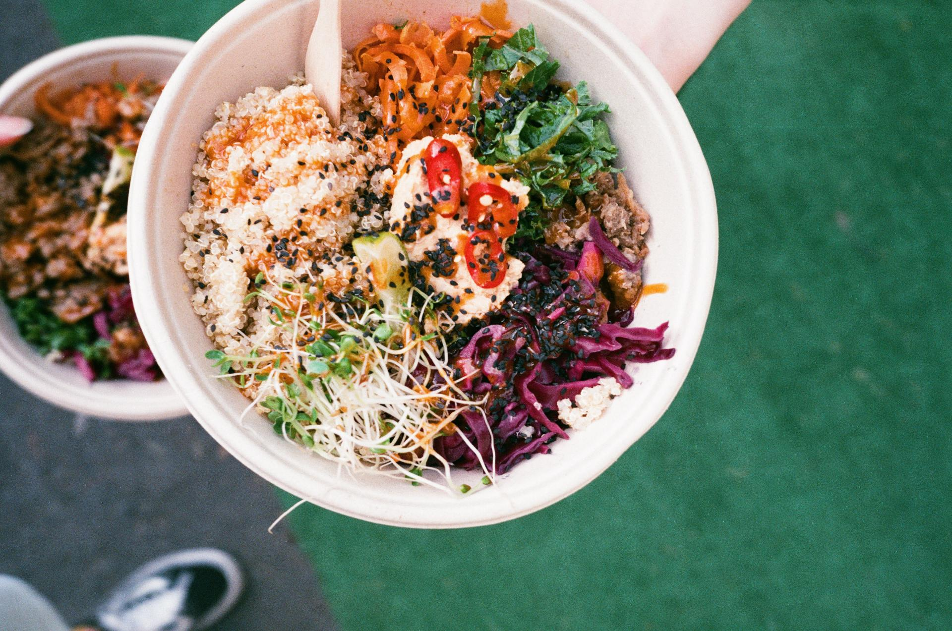 best vegan cities 2018