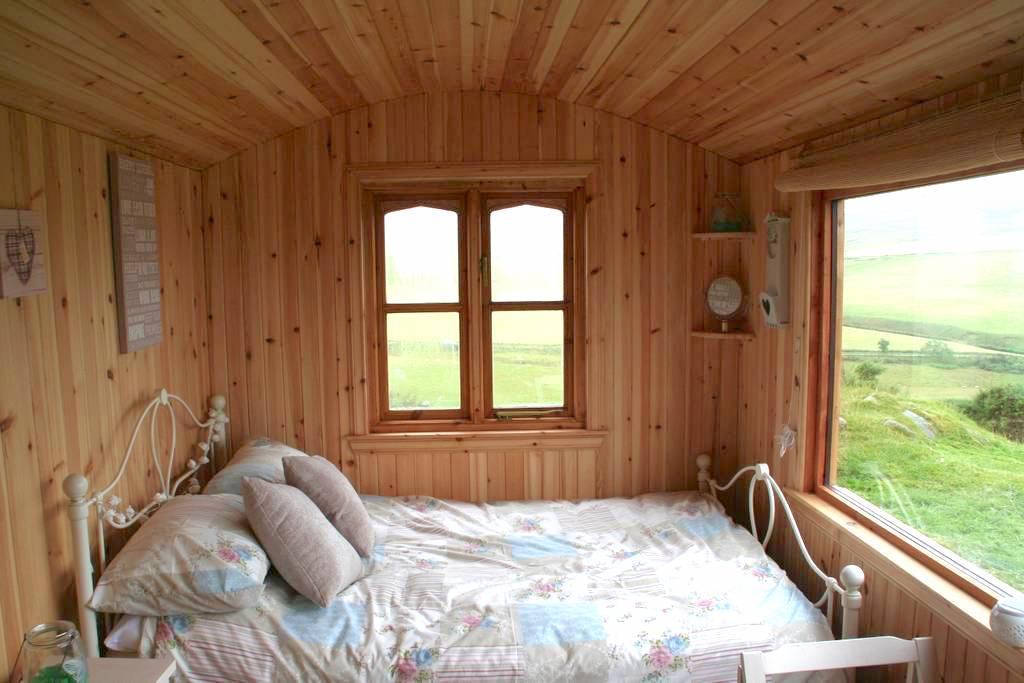 Scotland cabin Airbnb