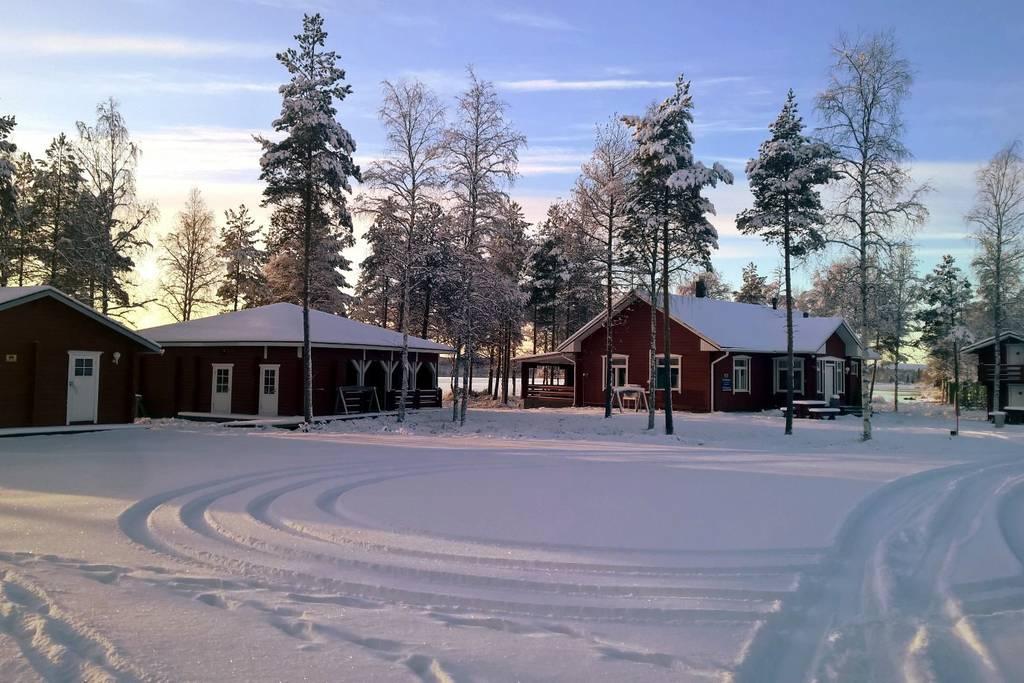 igloo Airbnb Finland