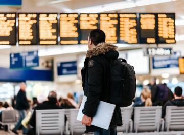 First U.S. Airport Launches Facial Recognition Technology To Check In