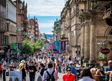 Why Glasgow Is A Scottish Must-See For Art Lovers