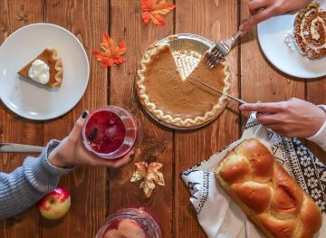5 Tips For Building A Healthier Thanksgiving Plate