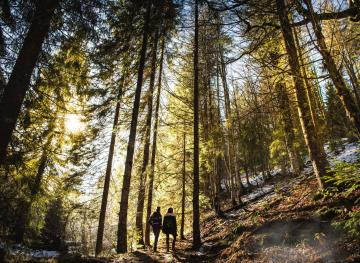 You Can Swap Shopping For Hiking This Black Friday