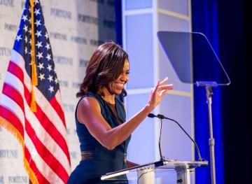 Michelle Obama's Career Advice For People In Jobs They Hate