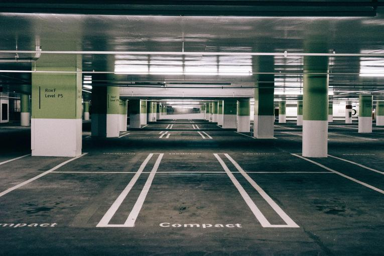 renting out your parking spot for money