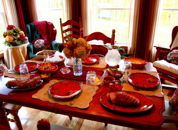 9 Ways To Save On Your Thanksgiving Day Feast