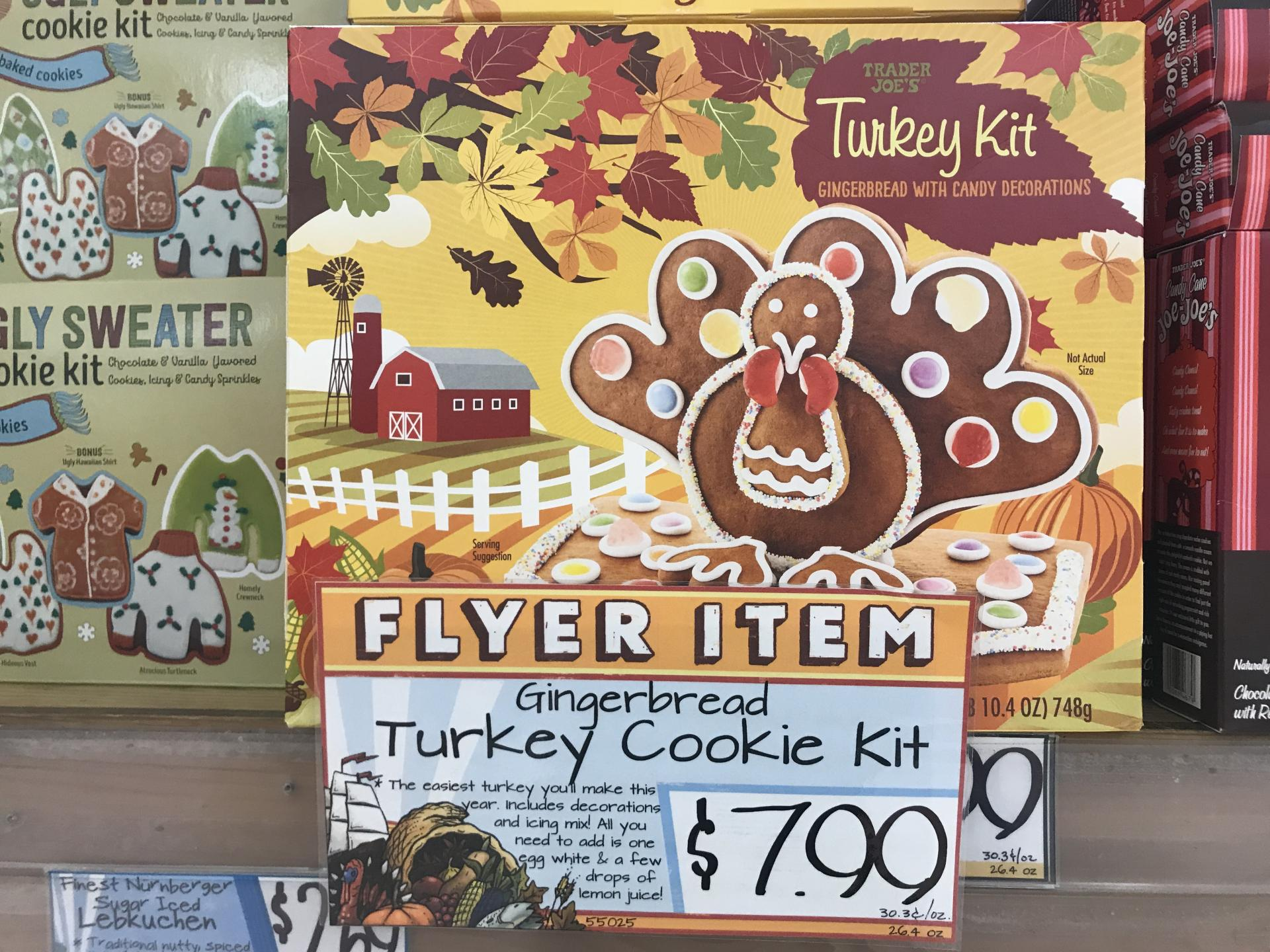 Best Trader Joes holiday products