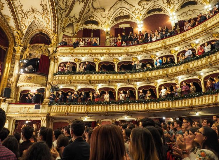 theater around the world