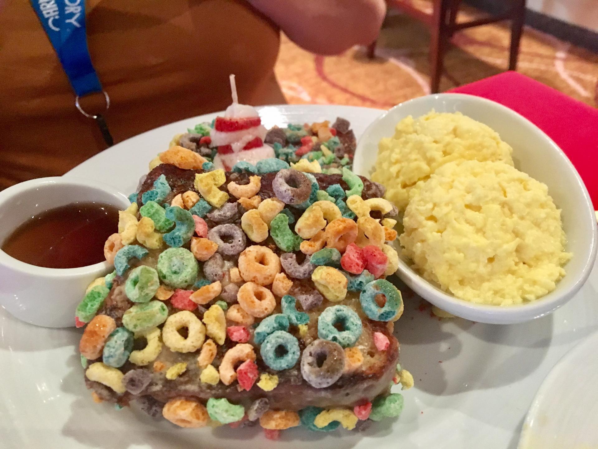 unusual brunch foods