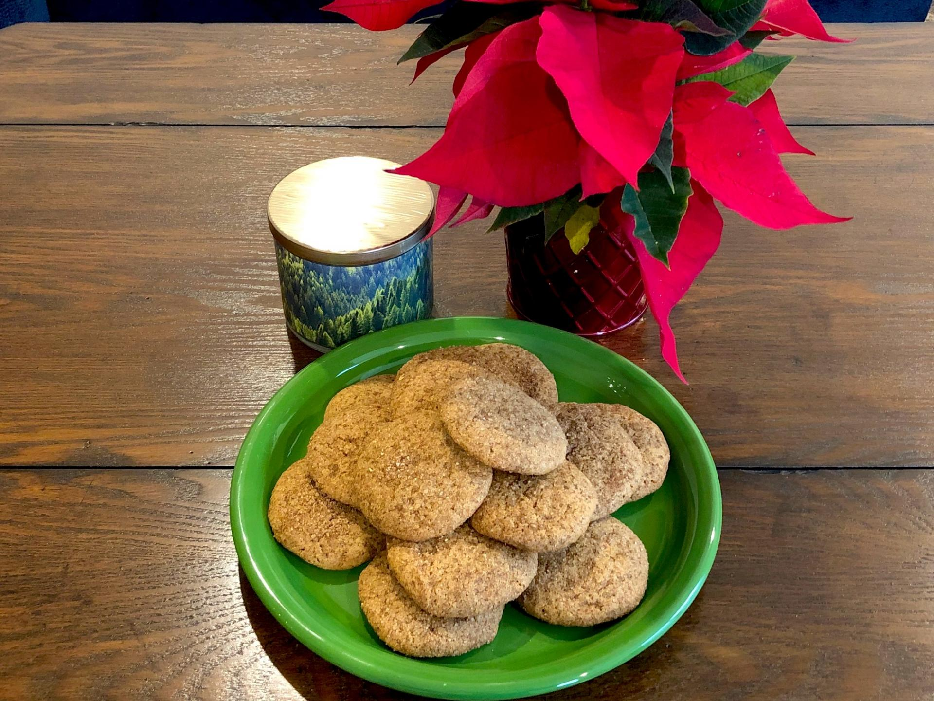 vegan chai spice cookies recipe