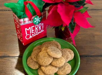 These Vegan Chai Spice Cookies Are Bound To Put You In The Holiday Spirit