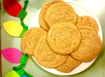 These Gingerbread Cookies Are The Spice Parade Your Taste Buds Have Been Missing