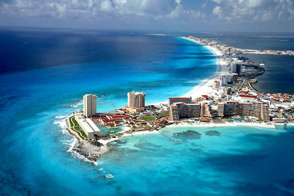 fly roundtrip to cancun for $173