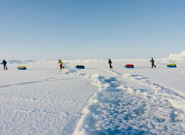 What It's Really Like To Visit The North Pole