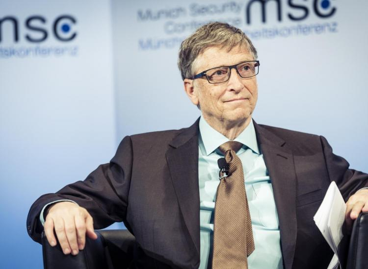 These Are The 5 Best Books Of 2018, According To Bill Gates