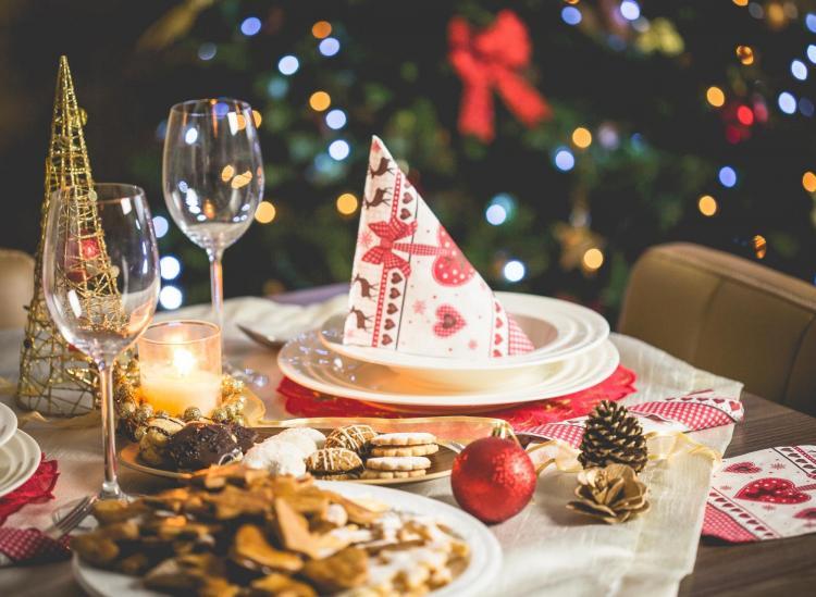 vegan Christmas food recipes