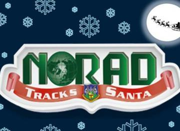 Track Santa, Visit The North Pole And Get In The Holiday Spirit With NORAD